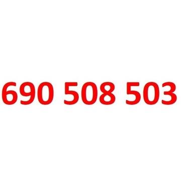 690 508 503 orange złoty numer