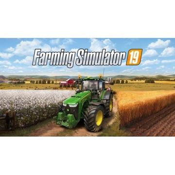 Farming Simulator 19 NA WŁASNOŚĆ!!!