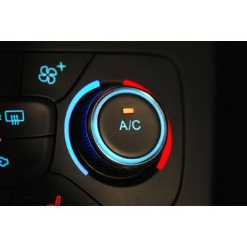 Serwis klimatyzacji samochodowej R134a / R1234yf