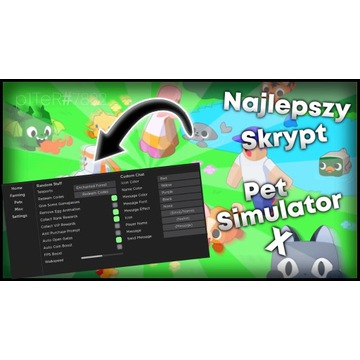 Najlepszy Skrypt   Pet Simulator X