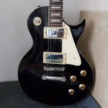VINTAGE V100BLK gitara elektryczna, stan idealny