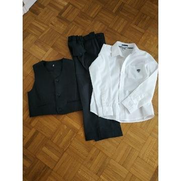 Garnitur i koszula na 110