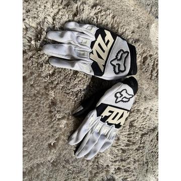 Rękawiczki FOX Dirtpaw Białe XL