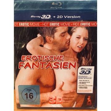Erotyczne Fantazje 3D Blu-ray
