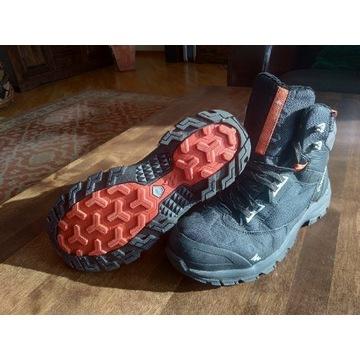 Buty zimowe śniegowce Decathlon 42