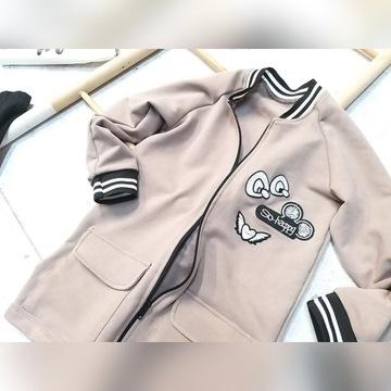 Bluza roz. 128/134