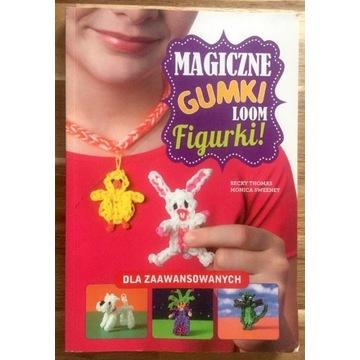 Magiczne gumki - LOOM - Figurki!