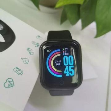 Smartwatch prezent bransoleta smartband zegarek