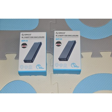 ORICO obudowa na dysk SSD m.2 NVMe