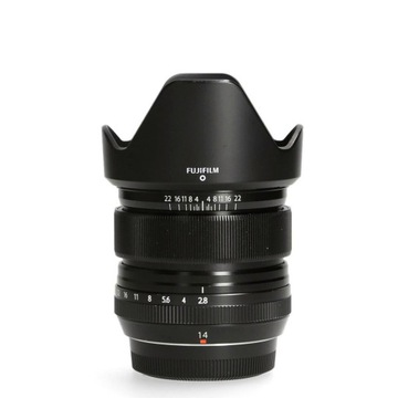Fujifilm Fujinon 14mm f2.8 - jak nowy