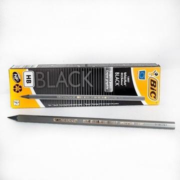NOWOŚĆ ! Ołówek czarny BIC EVOLUTION HB