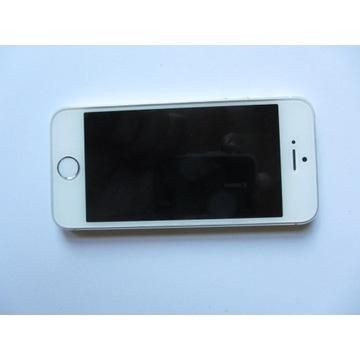 Apple I-phone 5s na części (zablokowany), pudełko
