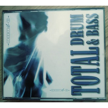 Zero-G-Total-Drum & Bass Sample-3 CD UNIKAT OKAZJA
