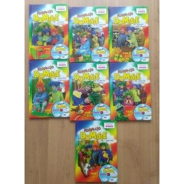 7 książek Domisie