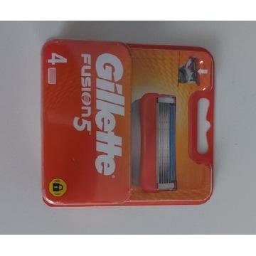 Wkłady Gillette Fusion 5