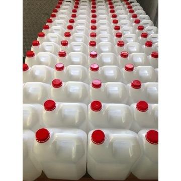 Kanistry, butelki, bańki, pojemniki, HDPE, PET.