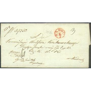 Królestwo Polskie - Radom - 1836 r.