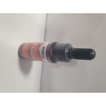 Now Foods Witamina E Naturalna Liquid 30 ml krople