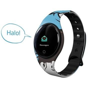 Smartwatch Motus Color 2 dodatkowe paski, NOWY, GW