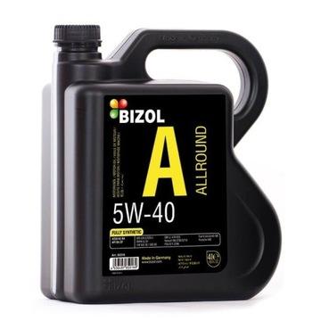 BIZOL ALLROUND 5W40 4L (85016)