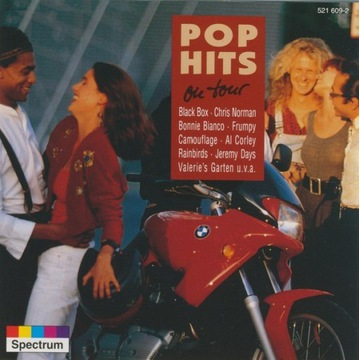 Pop Hits On Tour (CD)