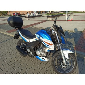 Junak RS 125 PRO 5400km