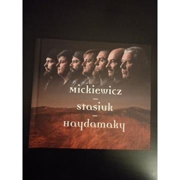 Mickiewicz Stasiuk Haydamaky CD