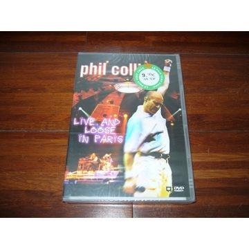 Phil Collins Live and Loose in Paris kupio w Paryż