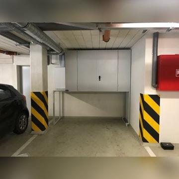 Szafa garażowa parkingowa box garażowy