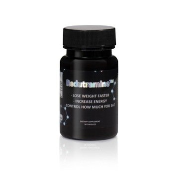 Redutramine - skuteczny spalacz tłuszczu 60 kaps.