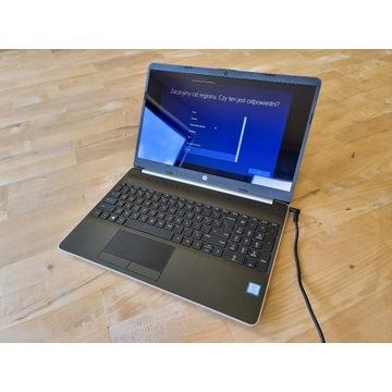 Laptop HP 15' (Dotykowy), i5, 16GB RAM, SSD 256GB