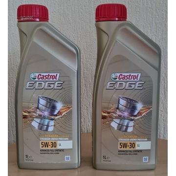 Castrol EDGE Titanium FST LL 5W-30 1L - syntetyk
