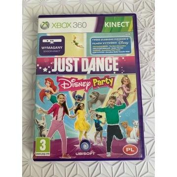 Just Dance Disney Party PL Wersja Xbox 360