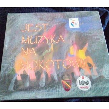 Jest muzyka na Mokotowie - CD