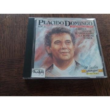 Placido Domingo Vol. 2