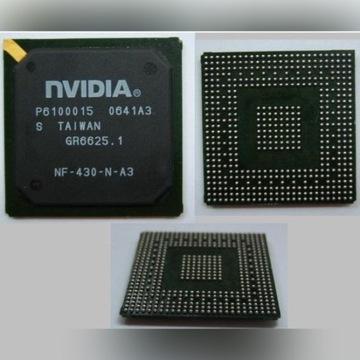 Nowy układ Chip BGA NVidia NF-430-N-A3