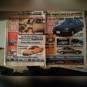 Auto świat 1995-1998