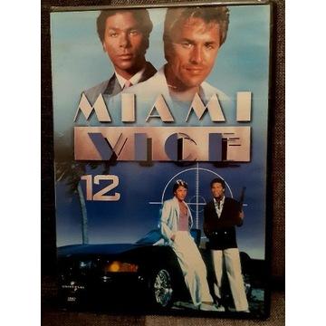 Miami Vice 12 DVD odcinek 23 i 24