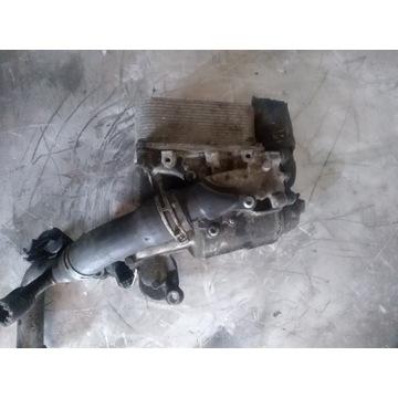 Renault 2.0DCI Podstawa filtra oleju chlodniczka