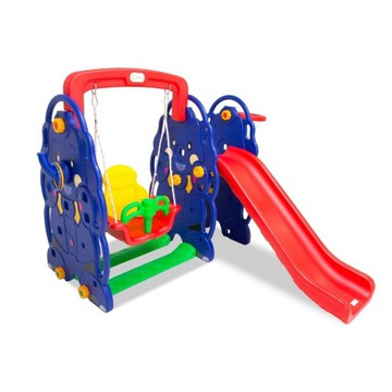 Wielofunkcyjny plac zabaw dla dzieci