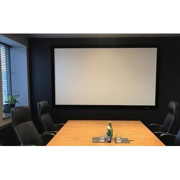 Ekran projekcyjny STEWART 287 x 168 cm