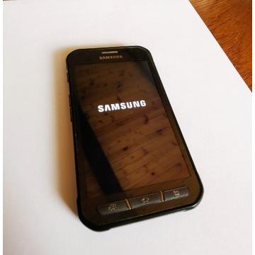 Pancerny Czarny Smartfon Samsung Galaxy Xcover 3