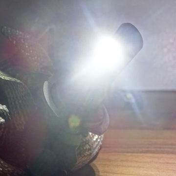 H7 LED 35W 70W 6000K ELASTYCZNY RADIADOR 12V 24V