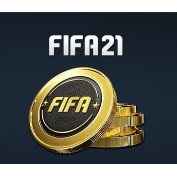 FIFA 21 PS4 PS5 MONETY COINS FUT - 1 000 000 COINS