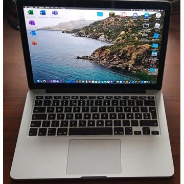 Macbook Pro A1425 2013 8GB 256GB SSD