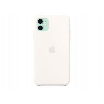 APPLE ETUI iPhone 11 Silicone Case