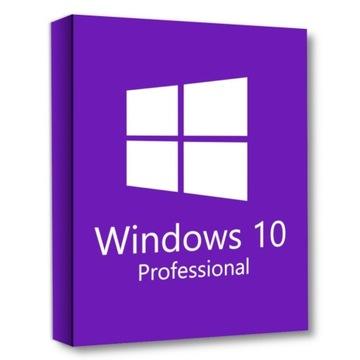 Windows 10/11 :  Professional PL-32/64bit !