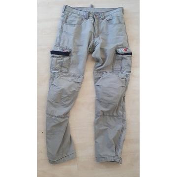 Bojówki spodnie motocyklowe mottowear