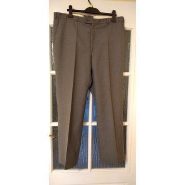 Sprzedam szare ,eleganckie, wizytowe spodnie męski