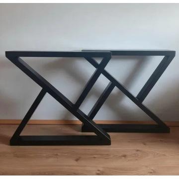 Metalowe nogi do stołu